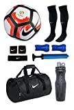 #2: RetailWorld Nike (Replica) Pitchciento Multicolor Football Combo Kit