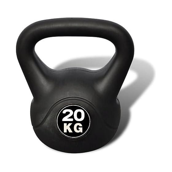 Kettlebell da 20 kg vidaxl 90394