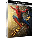 SPIDER-MAN : HOMECOMING - UHD + BD 3D + BD