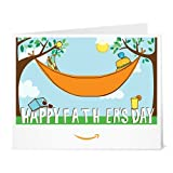 Best Amazon Fathers - Happy Father's Day - Printable Amazon.co.uk Gift Voucher Review