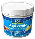 Söll 17520 AquaStab - Stabiles Wasser für alle Fische - 100 g