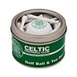 Celtic Fc Golf Ball and Tee Gift Set
