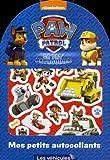Telecharger Livres Paw Patrol La Pat Patrouille Mes petits autocollants Les vehicules (PDF,EPUB,MOBI) gratuits en Francaise