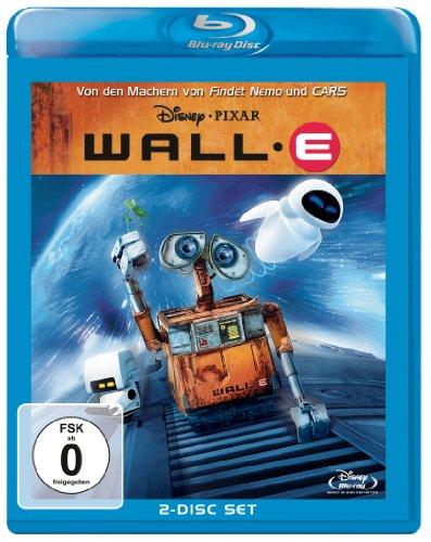 Wall-E - Der letzte räumt die Erde auf [2 Blu-rays] [Blu-ray] (Top-kinder-filme)