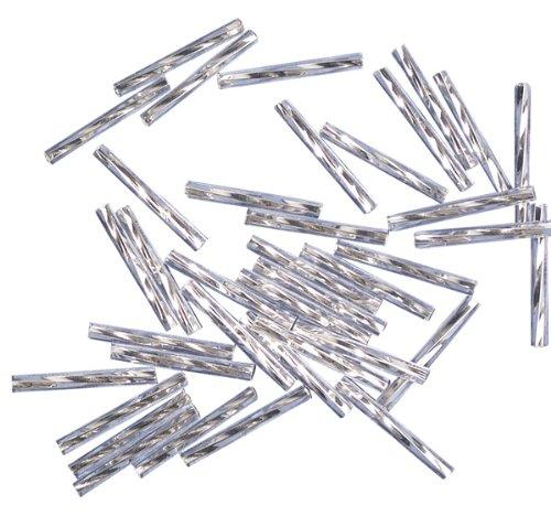 RAYHER 1404922vetro Penne twistet, 20mm, Scatola da