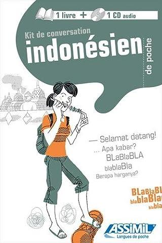 Assimil Indonesien - Kit de conversation Indonésien (guide+1CD