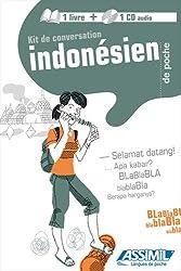 Kit de conversation Indonésien (guide+1CD audio)
