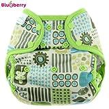 Blueberry Coveralls Geo Pantalon imprimé