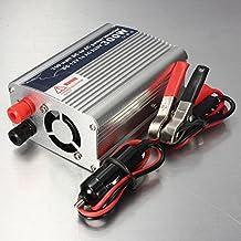Bargain World 300w 12v dc usb para ac 220v cargador convertidor inversor