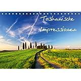 Toskanische Impressionen (Tischkalender 2014 DIN A5 quer): Traumhafte Impressionen aus der Toskana. (Tischkalender, 14 Seiten)