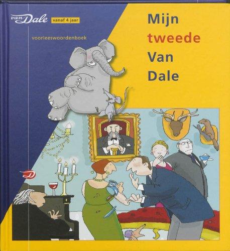 Mijn tweede Van Dale: voorleeswoordenboek por Martine Letterie
