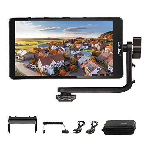 Bestview S5 5.5 Zoll 1920x1080 Super Narrow Bezel 4K HDMI Screen HD DSLR Kamera Feld Monitor for A7 A7R A7S III A9 GH5 GH5s Zhiyun Crane 2 M Ronin-S FeldMonitor (S5) Narrow Bezel