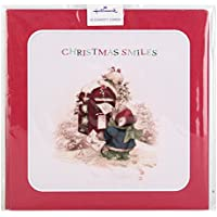 Hallmark Charity Christmas Card Pack 'Smiles' - 10 Cards, 1 Design