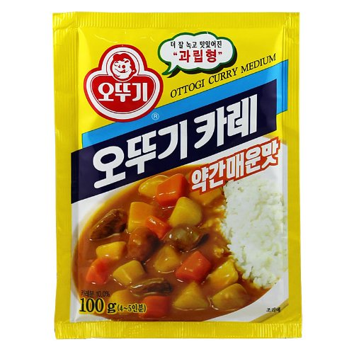 ottogi-curry-medium-100-g