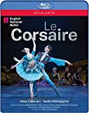 Adam: Le Corsaire [Dancers and Orchestra of the English National Ballet] [OPUS ARTE] [Blu-ray]