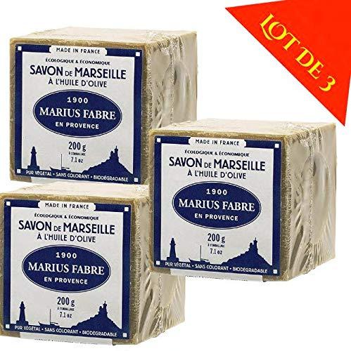 Marius Fabre - JABON DE MARSELLA aceite