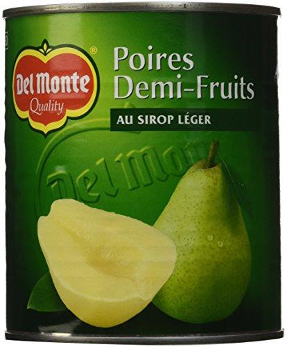 del-monte-poires-demi-fruits-au-sirop-leger-825-g