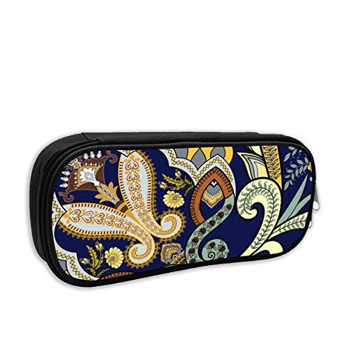 Abstract Wolle (Vintage Abstract Casual1 Cute Waterproof Cosmetic Pouch Travel Make up Bags For Women Girl BB701B)