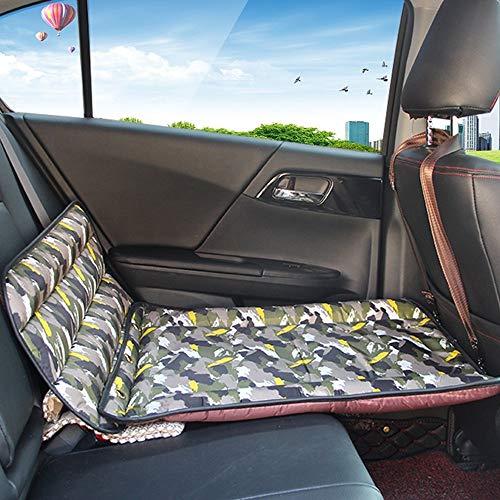 GJLR Car Bed HUO Kinderbett Für Auto Rücksitz Erweiterte Matratze Isomatte Reisebett Im Freien Reisen Camping
