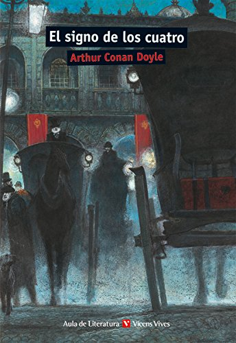 El Signo De Los Cuatro (Aula de Literatura) - 9788468213477 por Arthur Conan Doyle