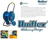 """carrelli avvolgitubo uniflex art.637-807 """"eureka 60"""""""
