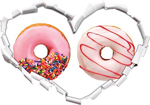 a-forma-di-cuore-smaltato-donuts-nella-adesivo-formato-aspetto-parete-o-una-porta-3d-62x435cm-autoad