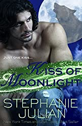 Kiss of Moonlight (Lucani Lovers Book 1)
