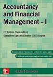 Accountancy and Financial Management - I