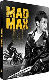 Mad Max - Édition Limitée SteelBook - Blu-ray [Blu-ray + Copie digitale - Édition boîtier SteelBook] (B00T8BY9M2) | Amazon price tracker / tracking, Amazon price history charts, Amazon price watches, Amazon price drop alerts
