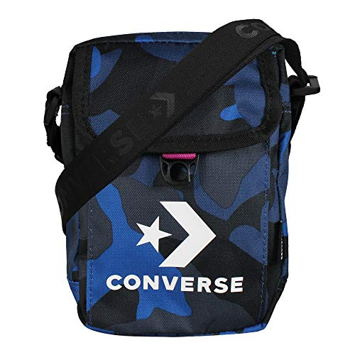 Converse Cross Body 2 Con Blue/Red Lock Up