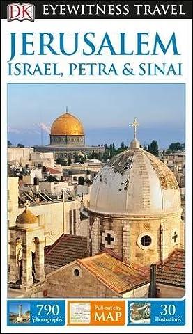DK Eyewitness Travel Guide Jerusalem, Israel, Petra and
