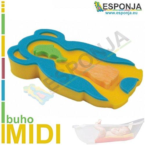 ESPONJA con forma de Buho tamaño MIDI - Tamaño 48,5 X 27,5...