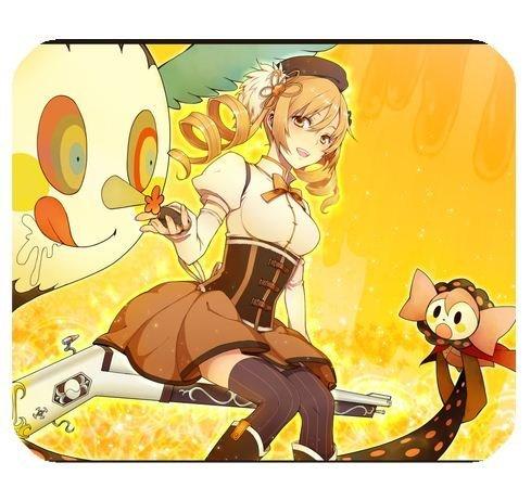 puella-magi-madoka-magica-kaname-chemise-homura-saiyuki-mahou-shoujo-anime-tapis-de-souris-tapis-de-