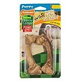 Nylabone - Huesos masticables y comestibles saludables para cachorros