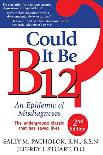 Could it be B12?: An Epidemic of Misdiagnoses Test