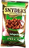 Snyder's Jalapeno Pretzel Pieces 2.25 OZ (63.8g)