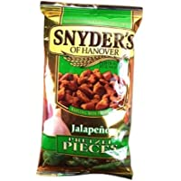 Snyder's Jalapeno Pretzel Pieces 2.25 OZ (63.8g)