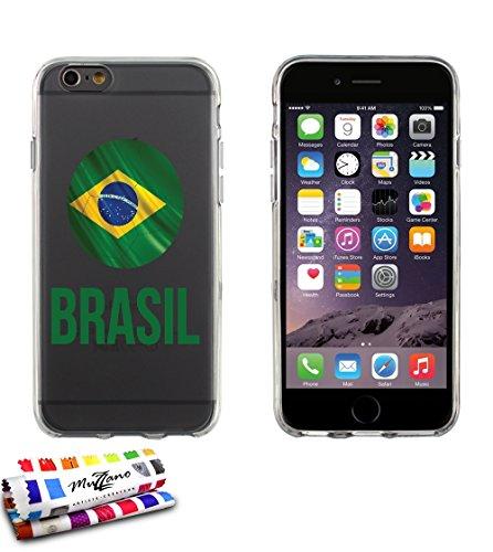 originale-schutzschale-von-muzzano-grau-ultradnn-und-flexibel-mit-fuball-brasil-muster-fr-apple-ipho
