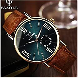 Montre à la mode YAZOLE
