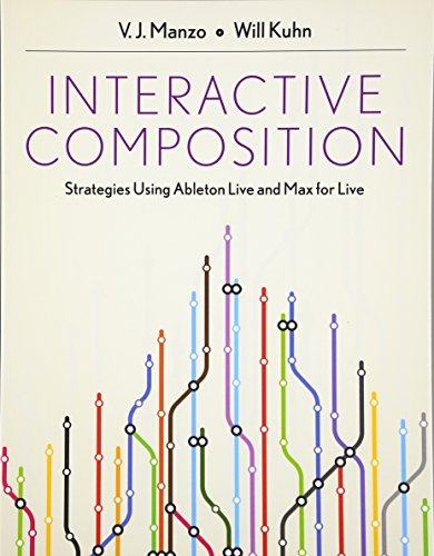 Interactive Composition: Strategies Using Ableton Live and Max for Live por V.J. Manzo