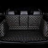 Piaobaige Tapis de Coffre de Voiture pour Mercedes Benz Tous modèles C ML GLA GLE GL...