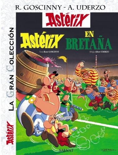 Astérix en Bretaña. La Gran Colección (Castellano - A Partir De 10 Años - Astérix - La Gran Colección) por René Goscinny