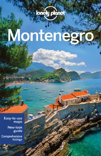 Montenegro 2 (Country Regional Guides)