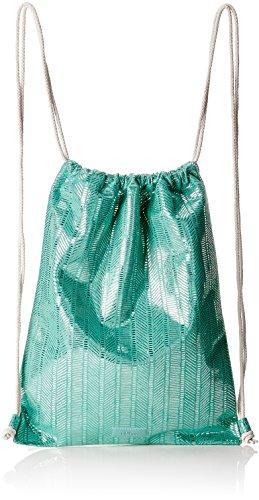 s.Oliver (Bags Damen Gym Bag Rucksack, Blau (Cockatoo), 1x42x34 cm