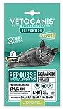 Vetocanis Collana Anti-parassitaria Riflettente per Gatto