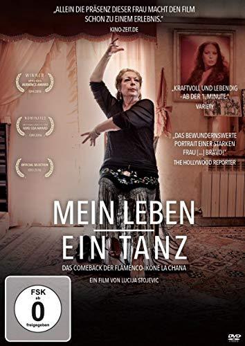 Mein Leben - Ein Tanz / Die Flamenco-Ikone La Chana
