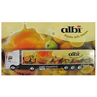 Albi Säfte Nr.06 - Frucht Saft Genuss - MB Axor - Sattelzug