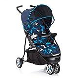 MEI XU Landaus Chariot bébé Pliant de Tricycle d'enfant de Chariot de bébé Poussettes (Couleur : Bleu)