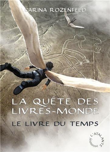 Le Livre du Temps   Rozenfeld, Carina
