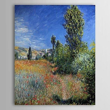 famous-oil-painting-landscape-on-the-ile-saint-martin-by-claude-monet